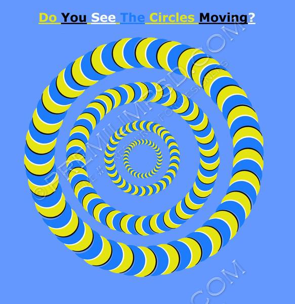 circles illusion