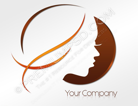 Beauty Parlour logo design