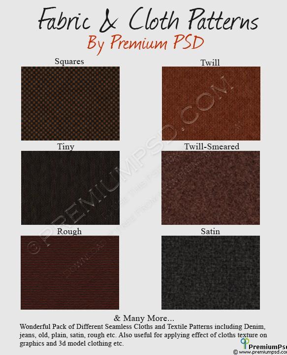 Fabric-Cloth-Patterns