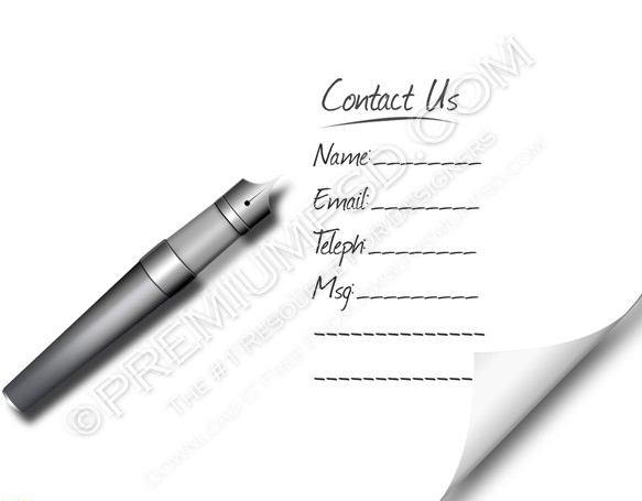 Contact Us Form Template
