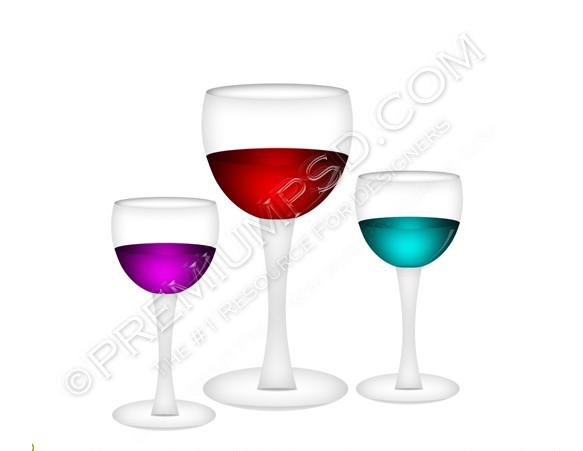 modern bar glass design